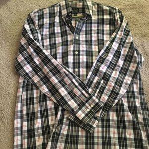 Men's Jos. A Bank dress shirt